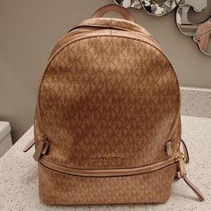 Michael Kors backpack purse